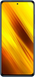 Telefon mobil Poco X3 NFC 128GB Dual SIM 4G Cobalt Blue