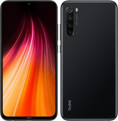Telefon mobil Xiaomi Redmi Note 8 64GB Dual SIM 4G Space Black Telefoane Mobile