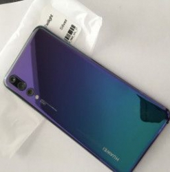 Telefon Refurbished Huawei P20 Pro Grad Silver telefoane mobile