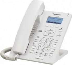 Telefon SIP Panasonic KX-HDV130X Alb Telefoane
