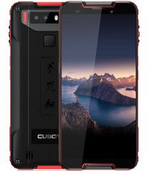 Telefon mobil Cubot QUEST 4+64GB Dual SIM 4G Black/Red