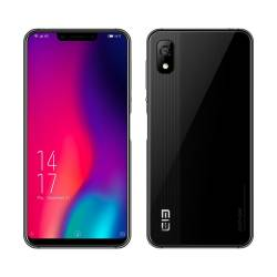 Telefon Mobil Elephone A4 Pro Negru 4G 5.85 inch Android 8.1 MT6763 Octa Core 2.0GHz 4GB RAM 64GB ROM 16.0 MP Telefoane Mobile