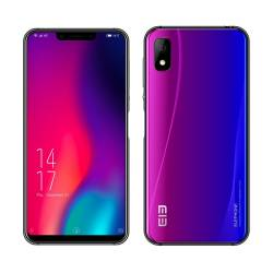 Telefon Mobil Elephone A4 Pro Violet 4G 5.85 inch Android 8.1 MT6763 Octa Core 2.0GHz 4GB RAM 64GB ROM 16.0 MP Telefoane Mobile