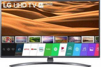 Televizor LED 139 cm LG 55UM7400PLB 4K Ultra HD Smart TV Televizoare