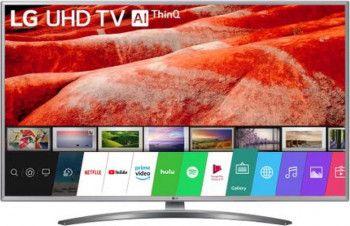 Televizor LED 108 cm LG 43UM7600PLB 4K Ultra HD Smart TV Televizoare