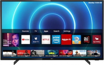 Televizor LED 108 cm Philips 43PUS750512 4K UltraHD Smart TV Televizoare