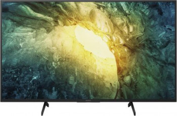 Televizor LED 108cm Sony KD-43X7055 4K UltraHD Smart TV Televizoare