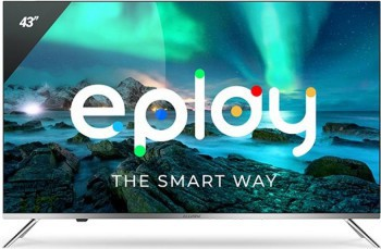 Televizor LED 109 cm Allview 43ePlay6100-U 4K UltraHD Smart TV Televizoare
