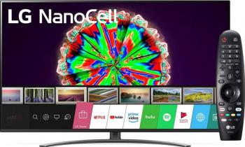 Televizor LED 123 cm LG 49NANO813NA 4K UltraHD Smart TV Telecomanda Magica Televizoare