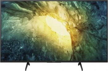 Televizor LED 123.2 cm Sony 49X7055 4K Ultra HD Smart TV Televizoare