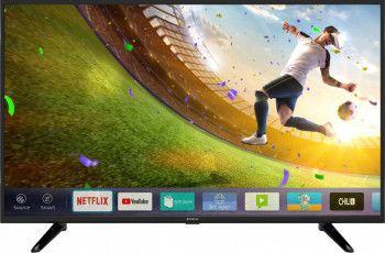 Televizor LED 127 cm Vortex UHDV50TD1200S 4K UltraHD Smart TV Wifi Integrat Resigilat Televizoare