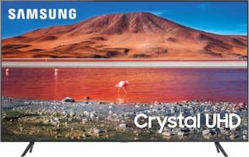 pret preturi Televizor LED 138 cm Samsung 55TU7172 4K UltraHD Smart TV