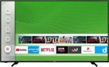 Televizor LED 139 cm Horizon 55HL7530U 4K Ultra HD Smart TV Black Televizoare