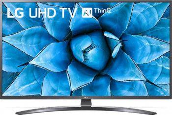 Televizor LED 139 cm LG 55UN74003LB 4K Ultra HD Smart TV Telecomanda Magica Televizoare