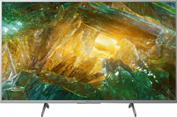 Televizor LED 139cm Sony Bravia KD-55XH8077 4K UltraHD Smart  TV Televizoare