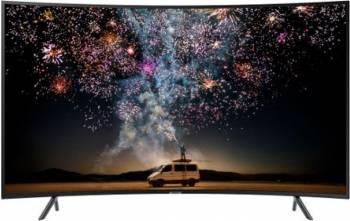 Televizor LED 163 cm Samsung 65RU7302 4K Ultra HD Smart TV Curbat Televizoare
