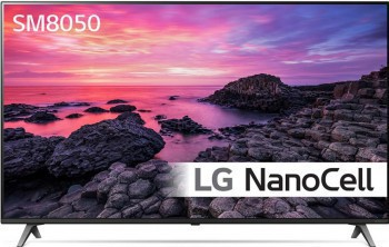 Televizor LED 164 cm LG NanoCell 65SM8050PLC 4K Ultra HD Smart TV Televizoare