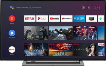 Televizor LED 165 cm Toshiba 65UA3A63DG 4K UltraHD Smart TV Televizoare