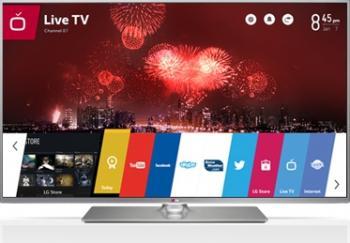 pret preturi Televizor LED 42 LG 42LB650V Smart TV 3D Full HD