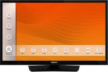 Televizor LED 60 cm Horizon 24HL6100H HD Black
