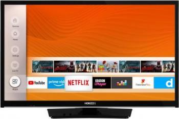 Televizor LED 60 cm Horizon 24HL6130H HD Smart TV Black Televizoare