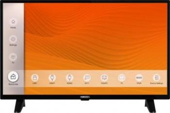 Televizor LED 80 cm Horizon 32HL6300H HD Black Televizoare