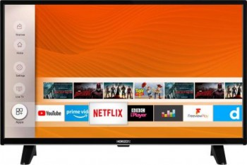 Televizor LED 80 cm Horizon 32HL6330H HD Smart TV Black Televizoare