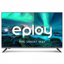 Televizor LED Smart Allview 32ePlay6100-H2 Android HD 81 cm Negru Argintiu Televizoare