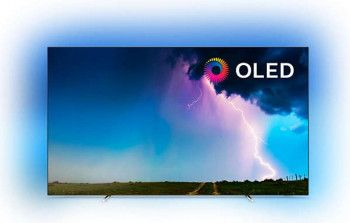 Televizor OLED 139 cm Philips 55OLED75412 4K Ultra HD Smart TV Ambilight Televizoare