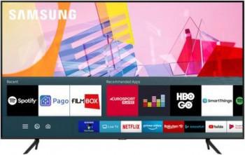 Televizor QLED 125cm Samsung 50Q60TA 4K Ultra HD Smart TV Televizoare