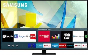 Televizor QLED 127 cm Samsung 50Q80T 4K UltraHD Smart TV Televizoare