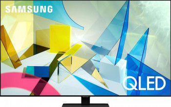 Televizor QLED 138 cm Samsung 55Q80TA 4K UltraHD Smart TV Televizoare