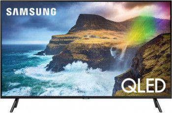 Televizor QLED 189 cm Samsung 75Q70RA 4K Ultra HD Smart TV Televizoare