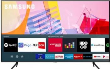 Televizor QLED 214 cm Samsung 85Q60TA 4K Ultra HD Smart TV Televizoare