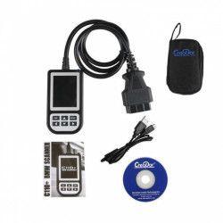 Tester diagnoza BMW C110+ seria 1 seria 3 seria 5 seria 6 seria 7 seria 8 X Z si Mini Alarme auto si Senzori de parcare