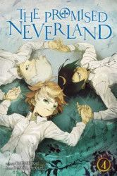 The Promised Neverland Vol. 4 Carti