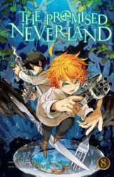 The Promised Neverland Vol. 8 Carti