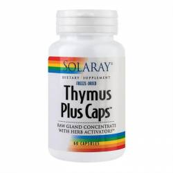 Thymus Plus Solaray 60cps Secom