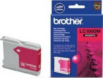 Cartus Brother LC1000 Magenta 400 pag Cartuse Originale