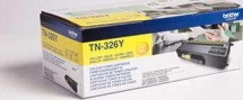 Toner Brother TN-326Y HL-L8350CDW 3500 pag Cartuse Originale