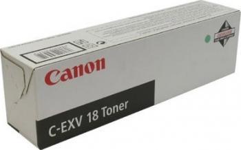 Toner Canon C-EXV18 IR1018 IR1022 8400 pag. Cartuse Originale