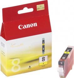 Cartus Canon CLI-8Y Galben Cartuse Originale