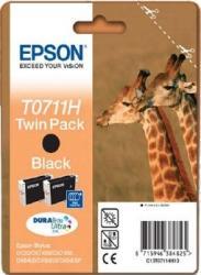Cartus Epson Double Pack Negru Stylus D120 DX7400 8400 9400F Cartuse Originale