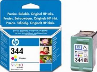 Cartus HP 344 Tri-colour Deskjet 460c 450 pag. Cartuse Originale