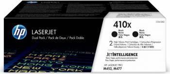 Toner HP 410X 2-PACK Negru 2X6500 pag Cartuse Originale