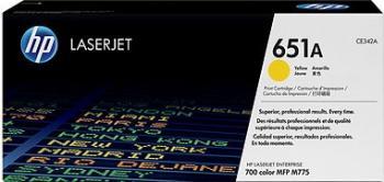 Toner HP 651A Galben 16000 pag.