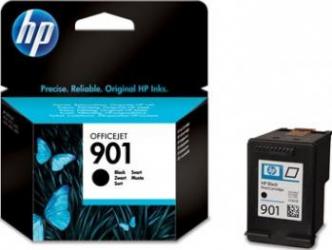 Cartus HP 901 Negru Officejet Ink Cartridge Cartuse Originale