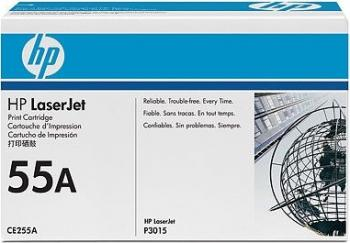 Toner HP LaserJet CE255A Negru 6000 pag Cartuse Originale