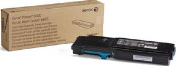 Toner XeroX 106R02233 Cyan 6000 pag Cartuse Originale