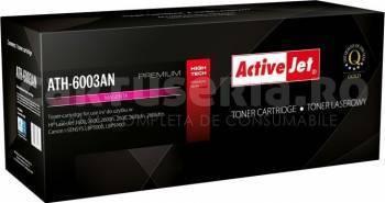 Toner ActiveJet compatibil HP Q6003A Magenta 2000 pag Cartuse Compatibile